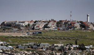 permukiman tepi barat