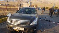 Pembunuhan Mohsen Farikhzadeh